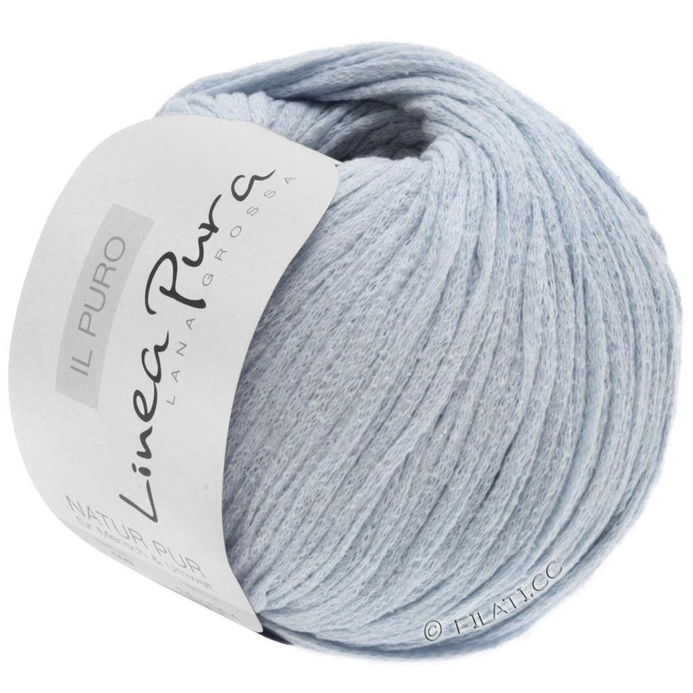 Lana Grossa IL PURO (Linea Pura) | 19-grigio chiaro