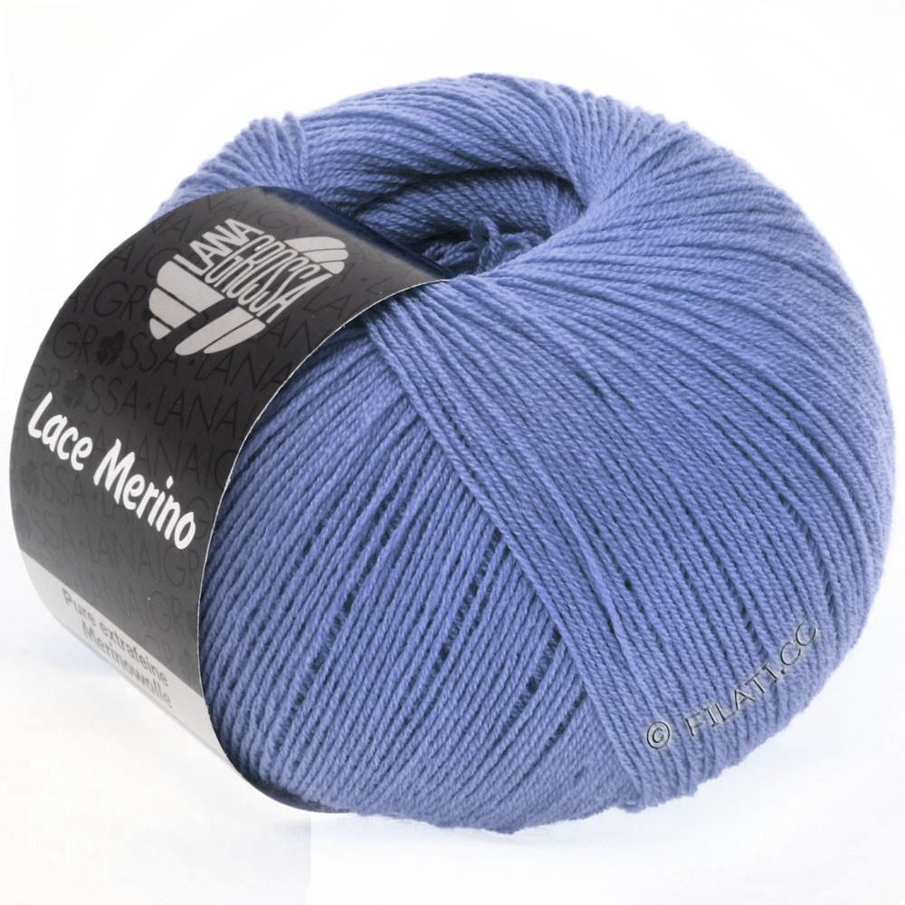 Lana Grossa LACE Merino  Uni | 44-blu viola
