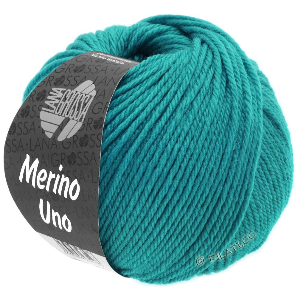 Lana Grossa MERINO UNO   07-blu turchese
