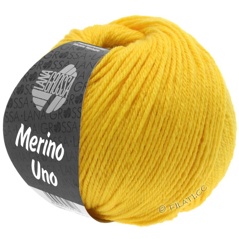 Lana Grossa MERINO UNO   14-giallo