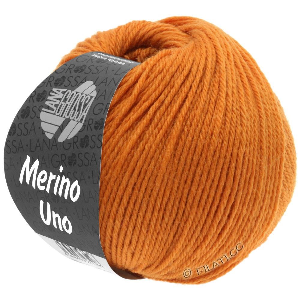 Lana Grossa MERINO UNO   15-marrone arancio