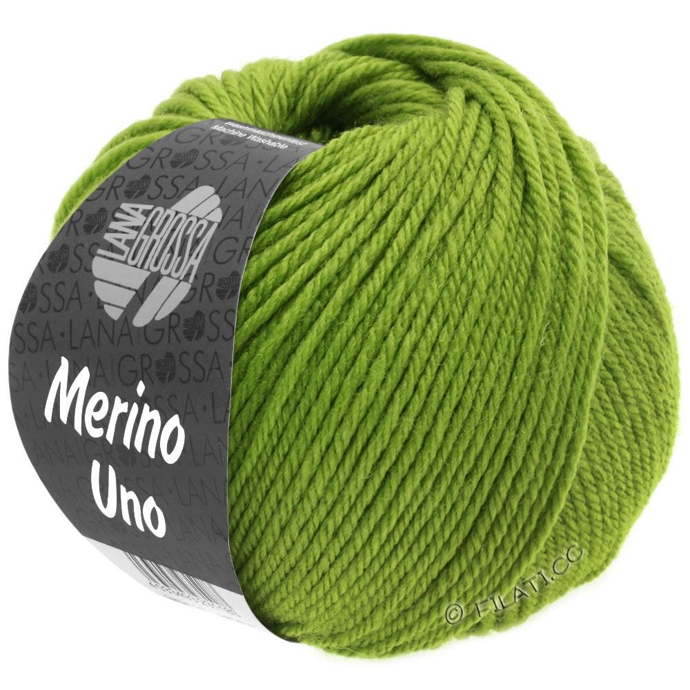 Lana Grossa MERINO UNO   21-mela verde