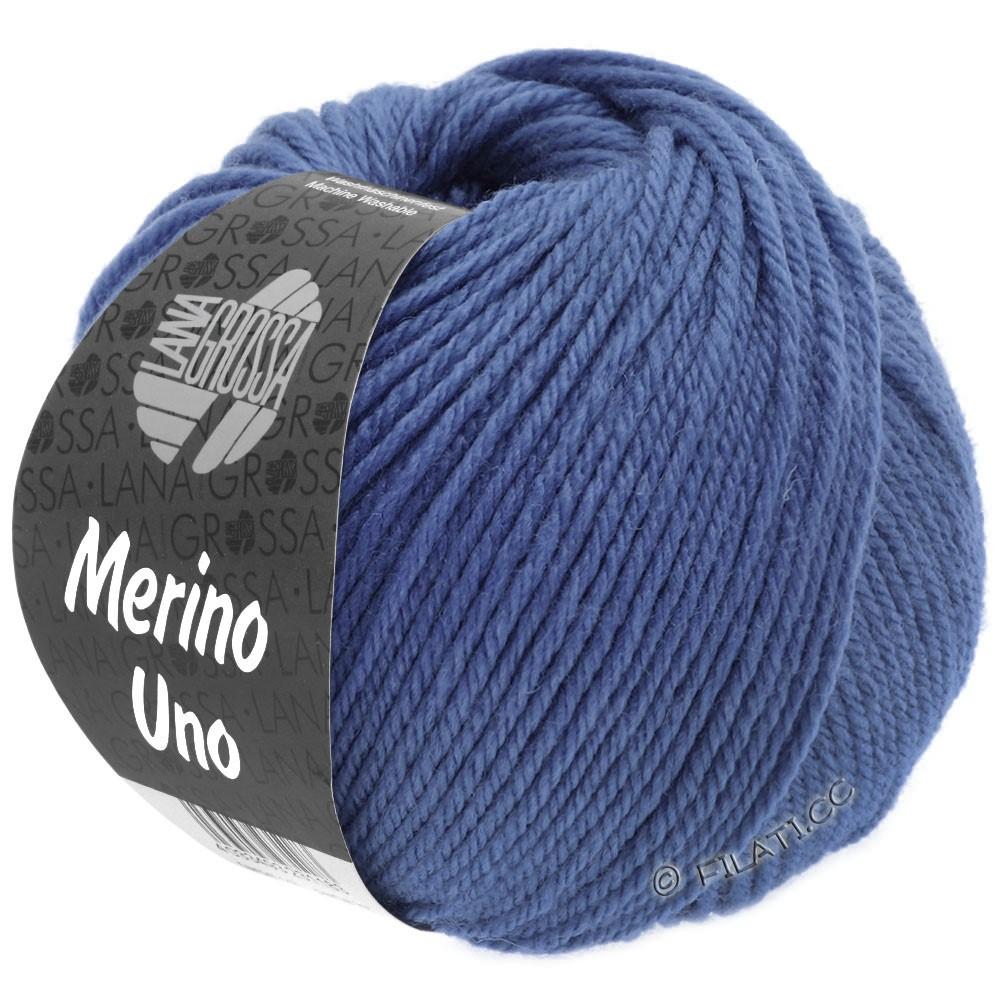 Lana Grossa MERINO UNO   23-porpora blu