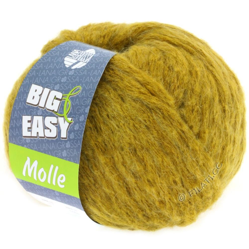 Lana Grossa MOLLE 100g (Big & Easy)   13-senape