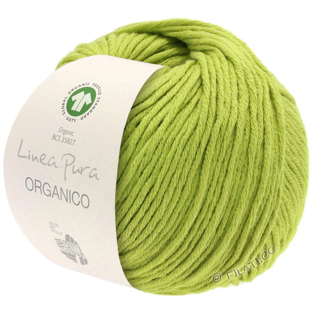 lana Grossa-organico Gots-FB Lana creativo 131 violeta oscuro 50 G