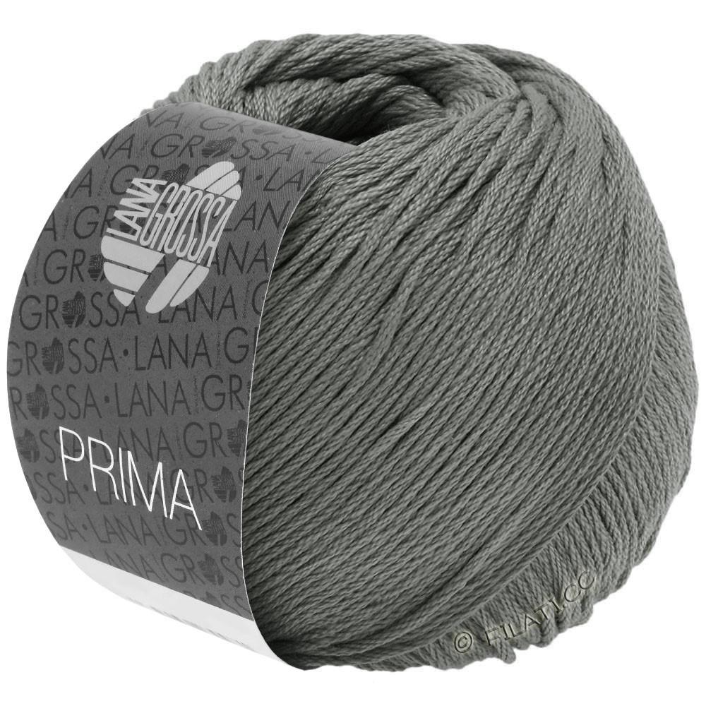 Lana Grossa PRIMA   08-grigio scuro