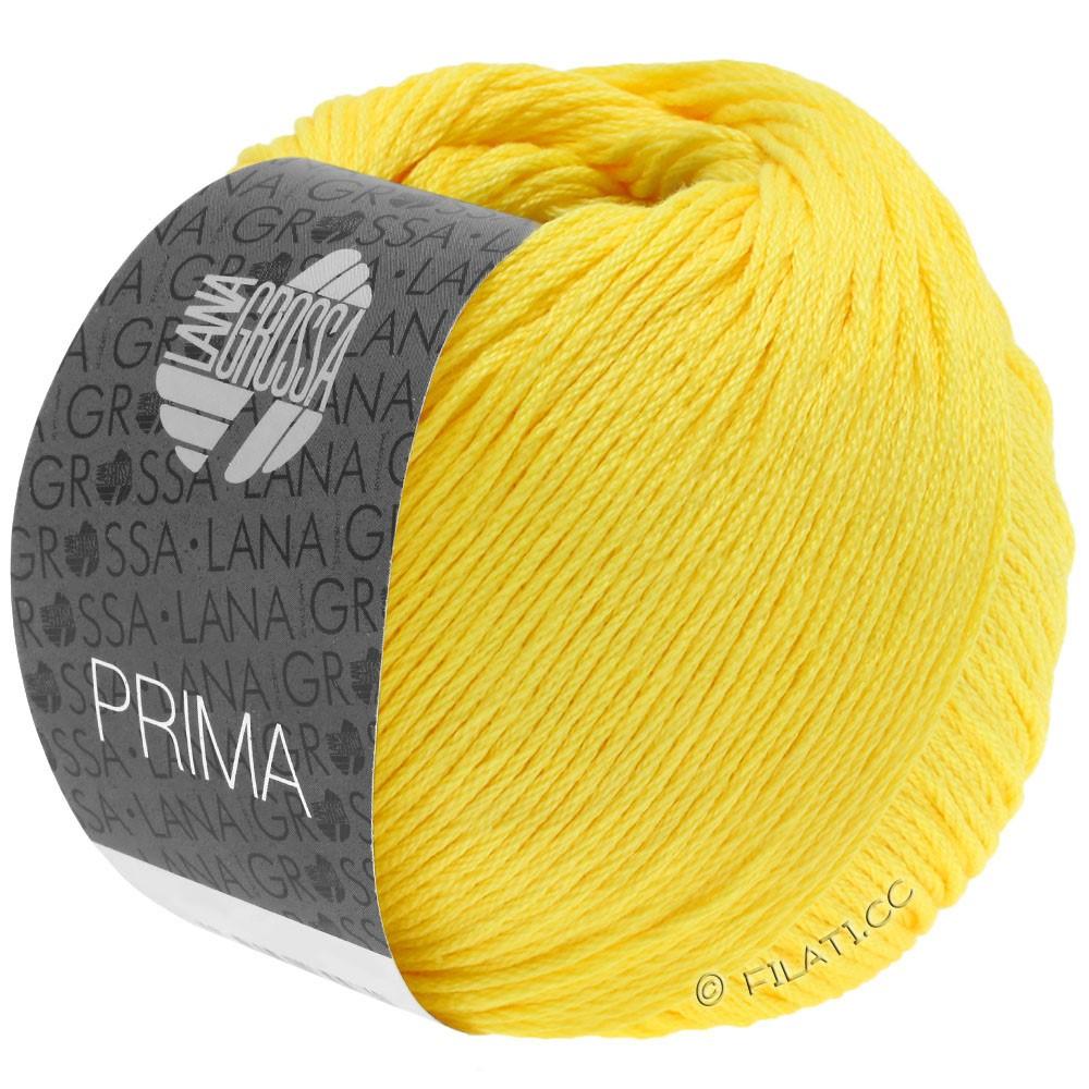 Lana Grossa PRIMA   21-giallo
