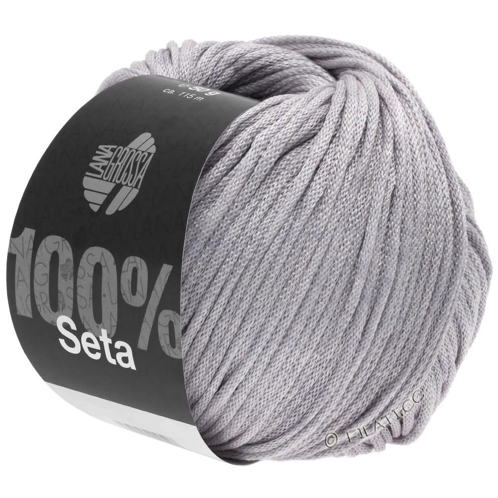 Lana Grossa SETA | 04-porpora grigio
