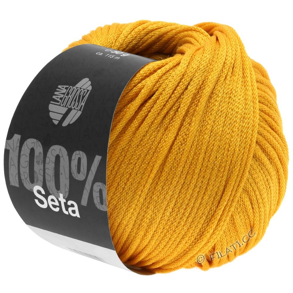 Lana Grossa SETA | 08-giallo melone
