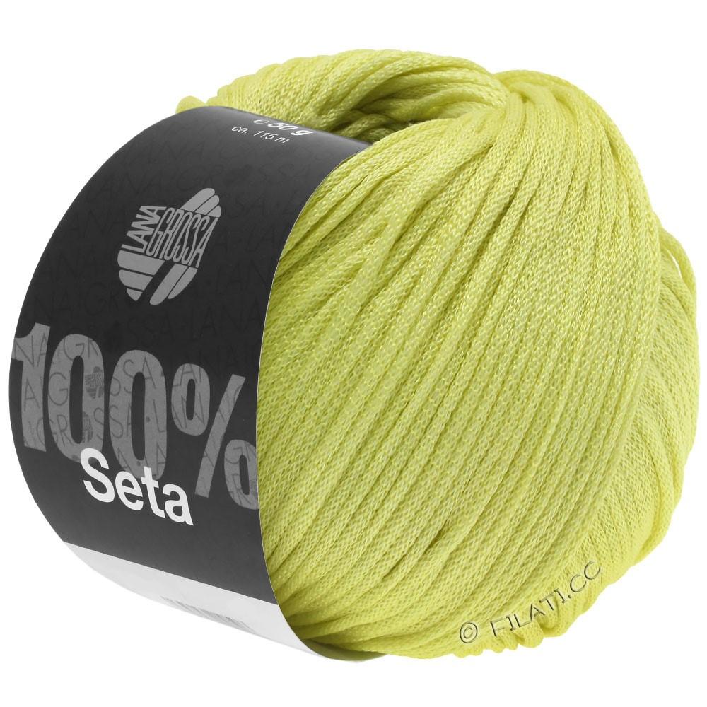 Lana Grossa SETA | 21-giallo verde