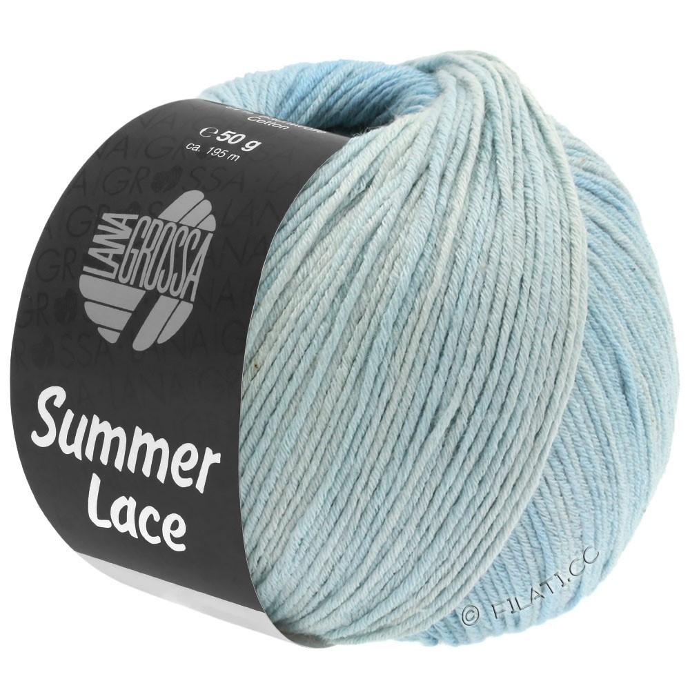 Lana Grossa SUMMER LACE DEGRADÉ | 109-natura/blu pastello/blu chiaro