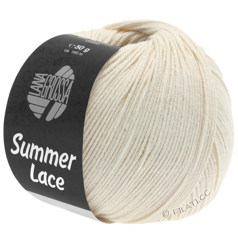 Lana Grossa SUMMER LACE | 02-crema