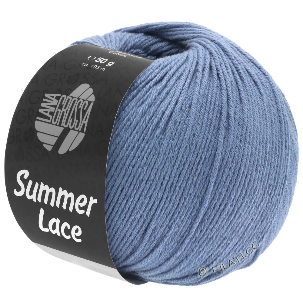 Lana Grossa SUMMER LACE | 05-blu violetto