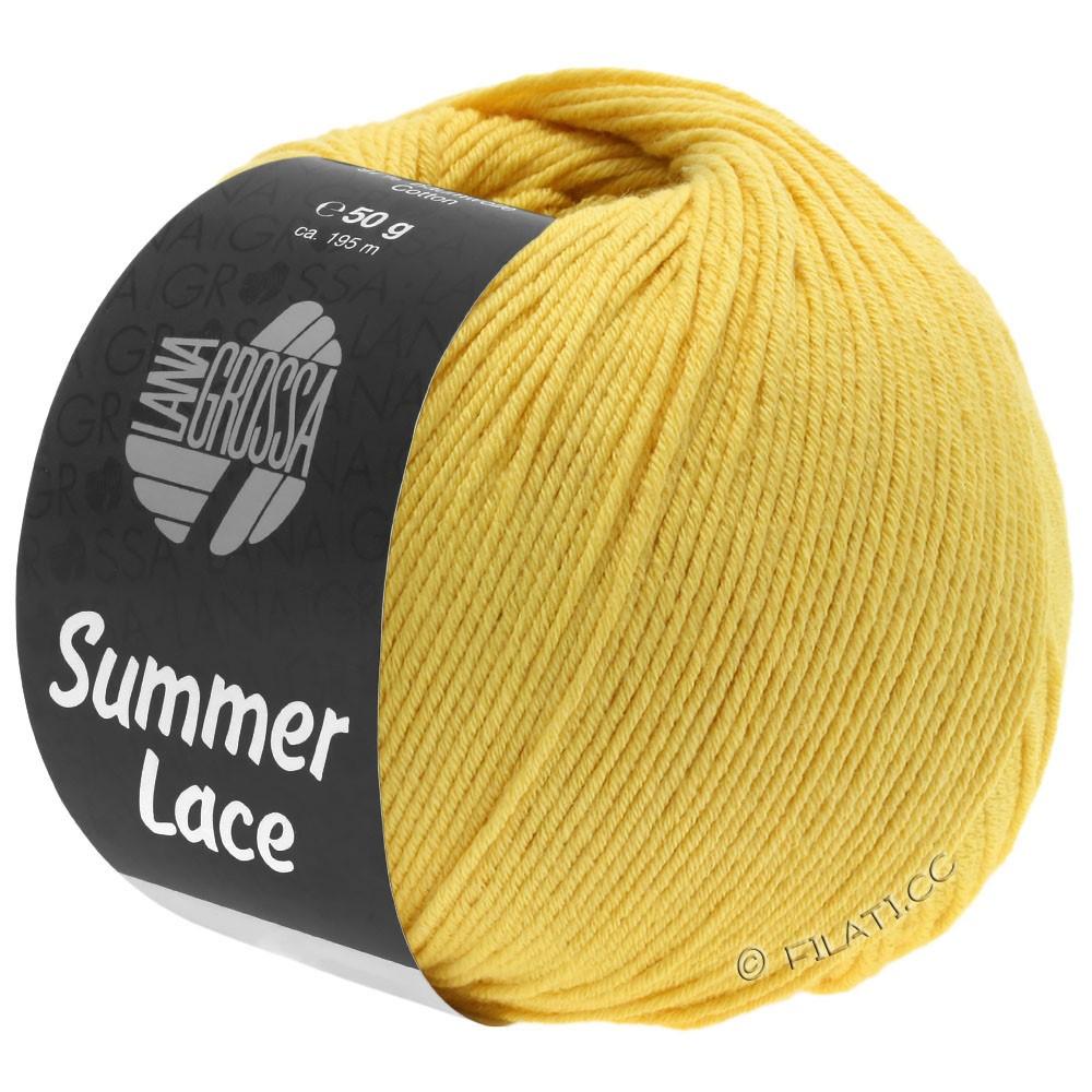 Lana Grossa SUMMER LACE | 09-giallo