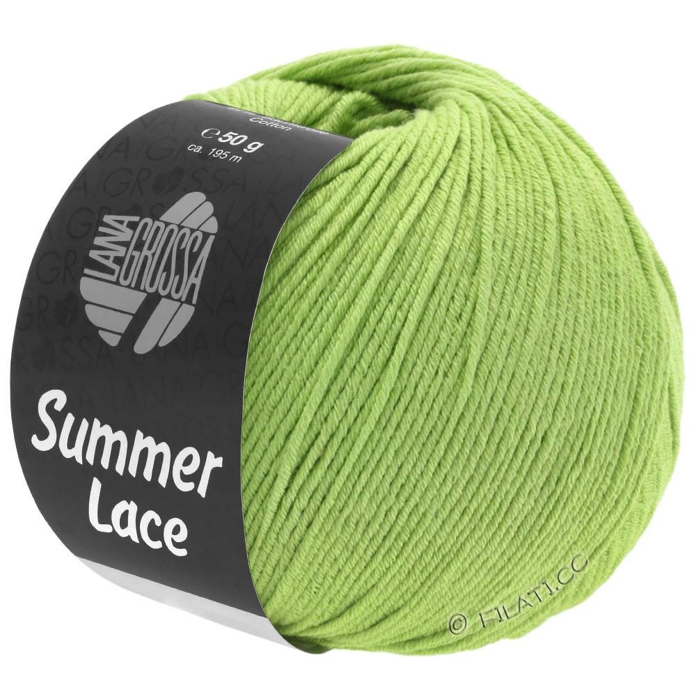 Lana Grossa SUMMER LACE | 10-verde chiaro
