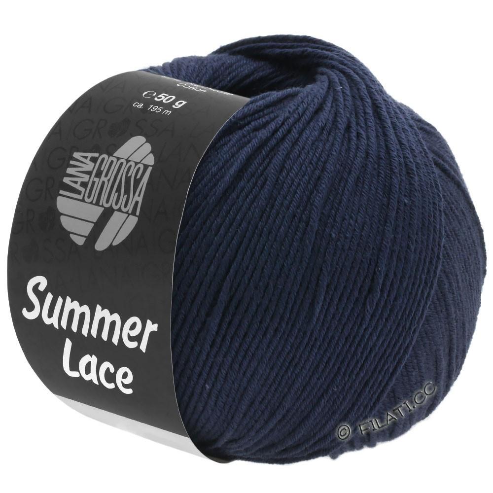 Lana Grossa SUMMER LACE | 15-blu notte