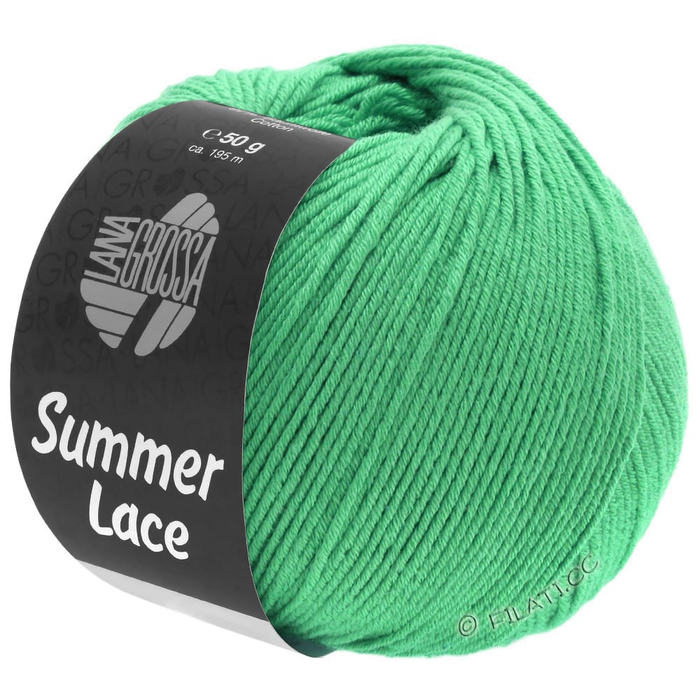 Lana Grossa SUMMER LACE | 22-smeraldo