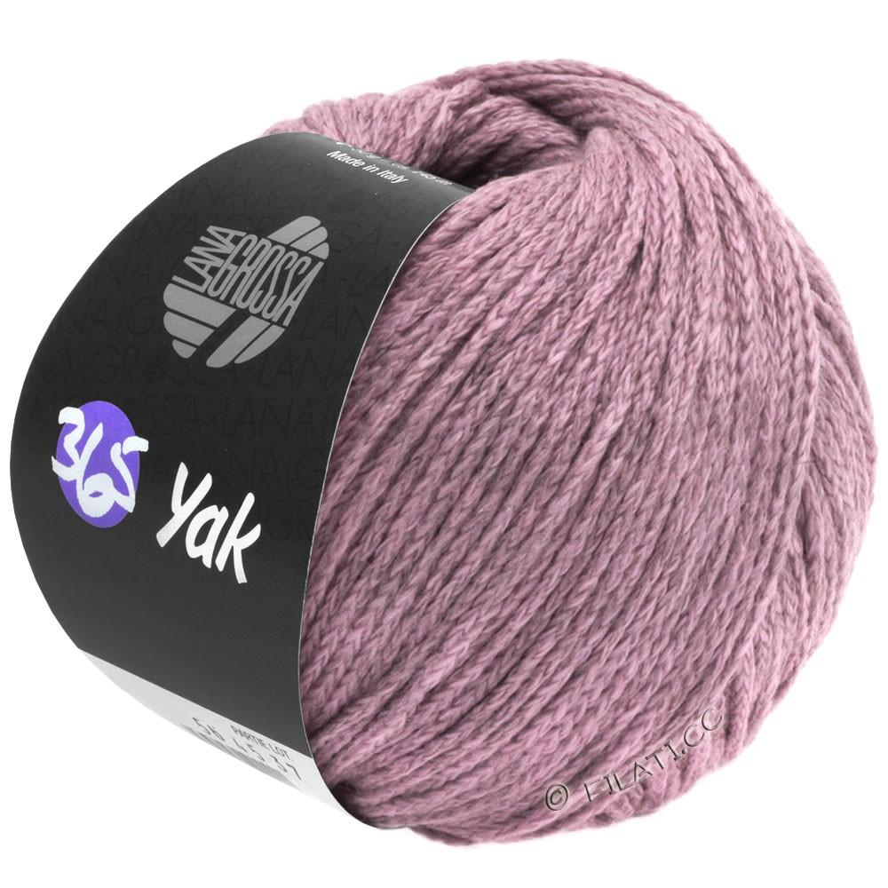 Lana Grossa 365 YAK | 07-rosa delicata/grigio