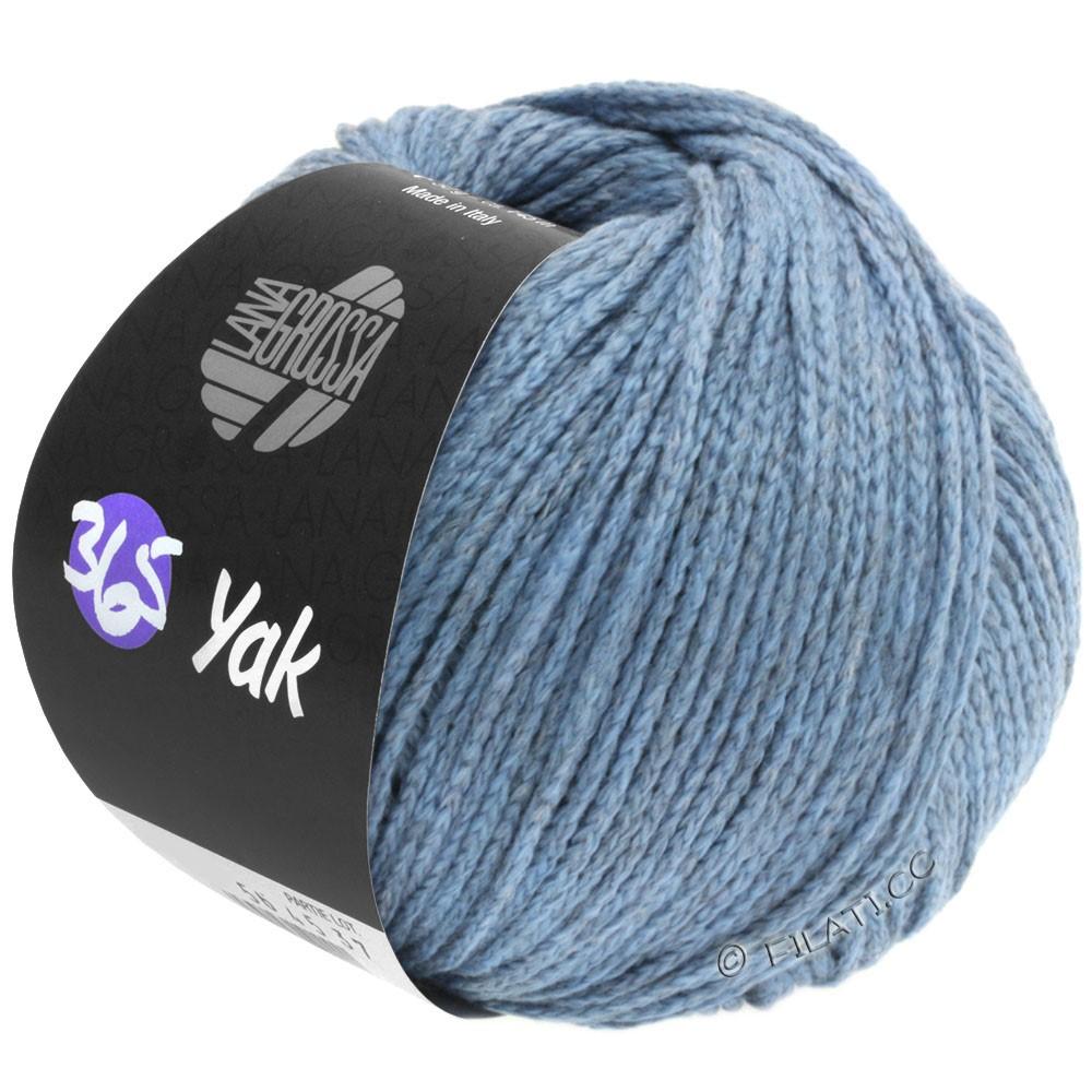 Lana Grossa 365 YAK | 10-jeans/grigio