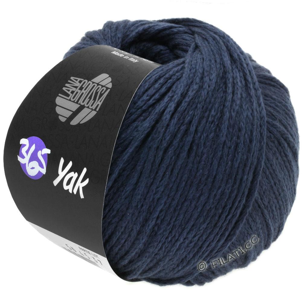 Lana Grossa 365 YAK | 14-blu scuro