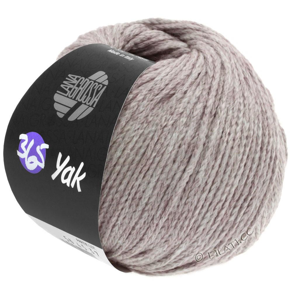 Lana Grossa 365 YAK | 18-grigio lilla