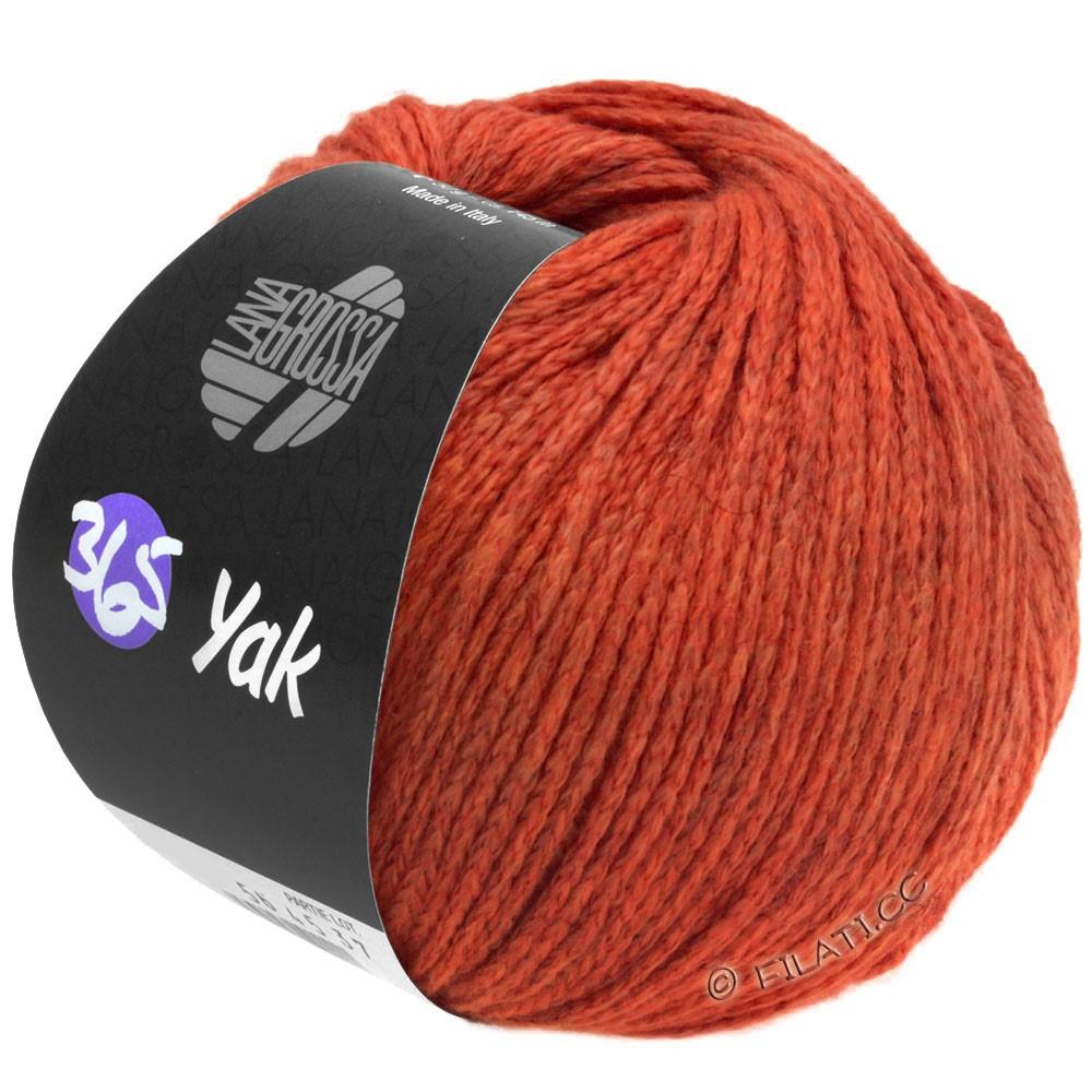 Lana Grossa 365 YAK | 20-rosso/rosso scuro