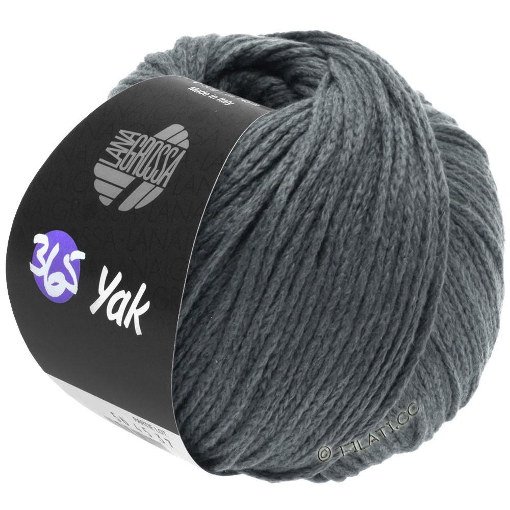 Lana Grossa 365 YAK | 23-grigio scuro