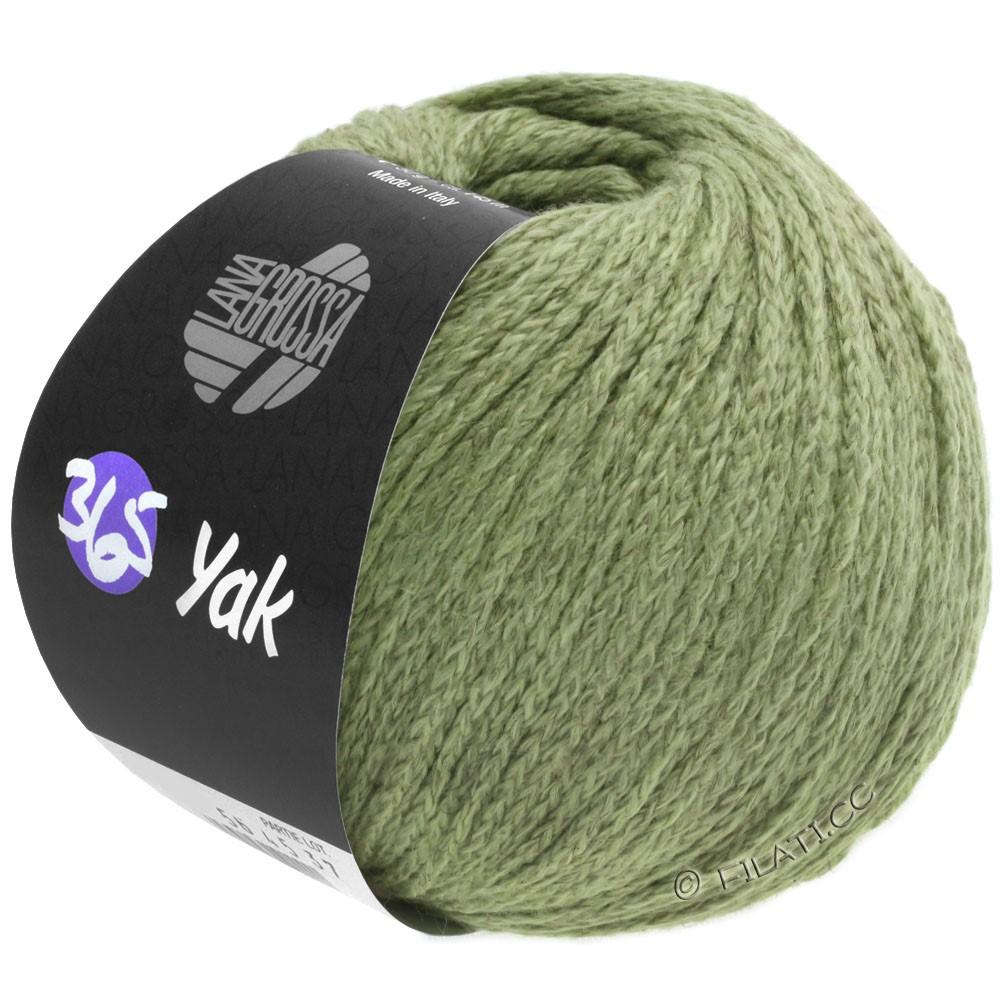 Lana Grossa 365 YAK | 32-cachi verde