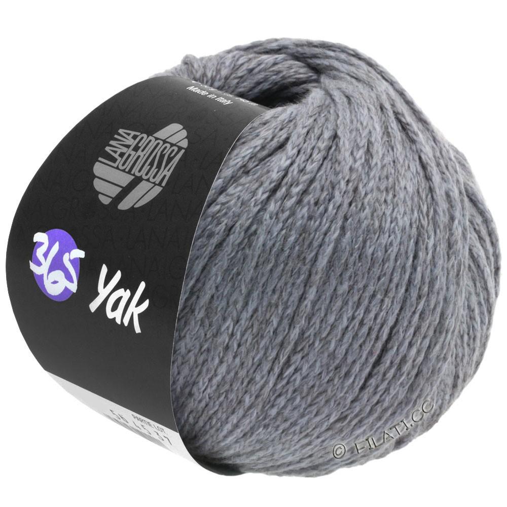 Lana Grossa 365 YAK | 33-grigio fumo