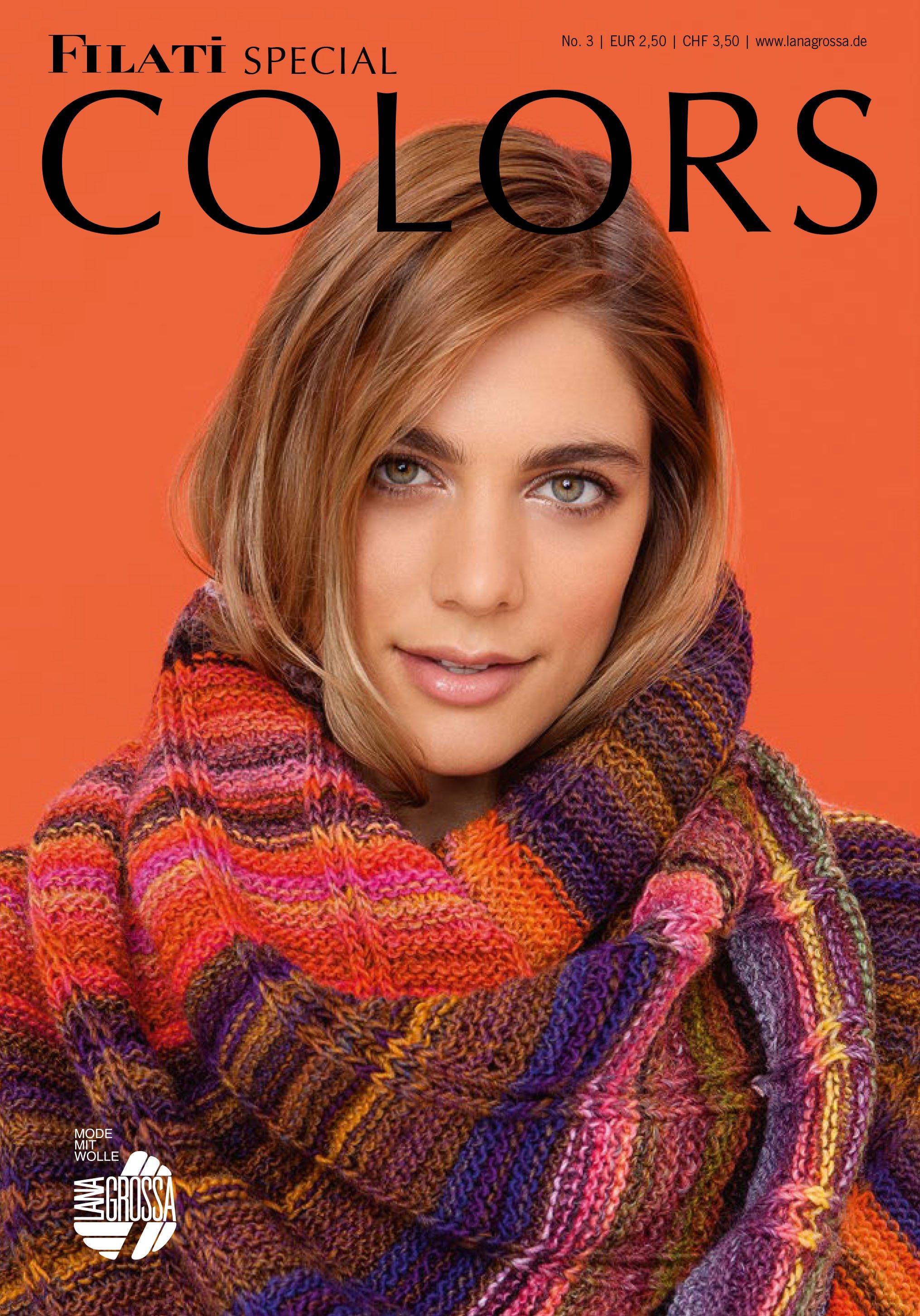 Lana Grossa COLORS No. 3 (FR)