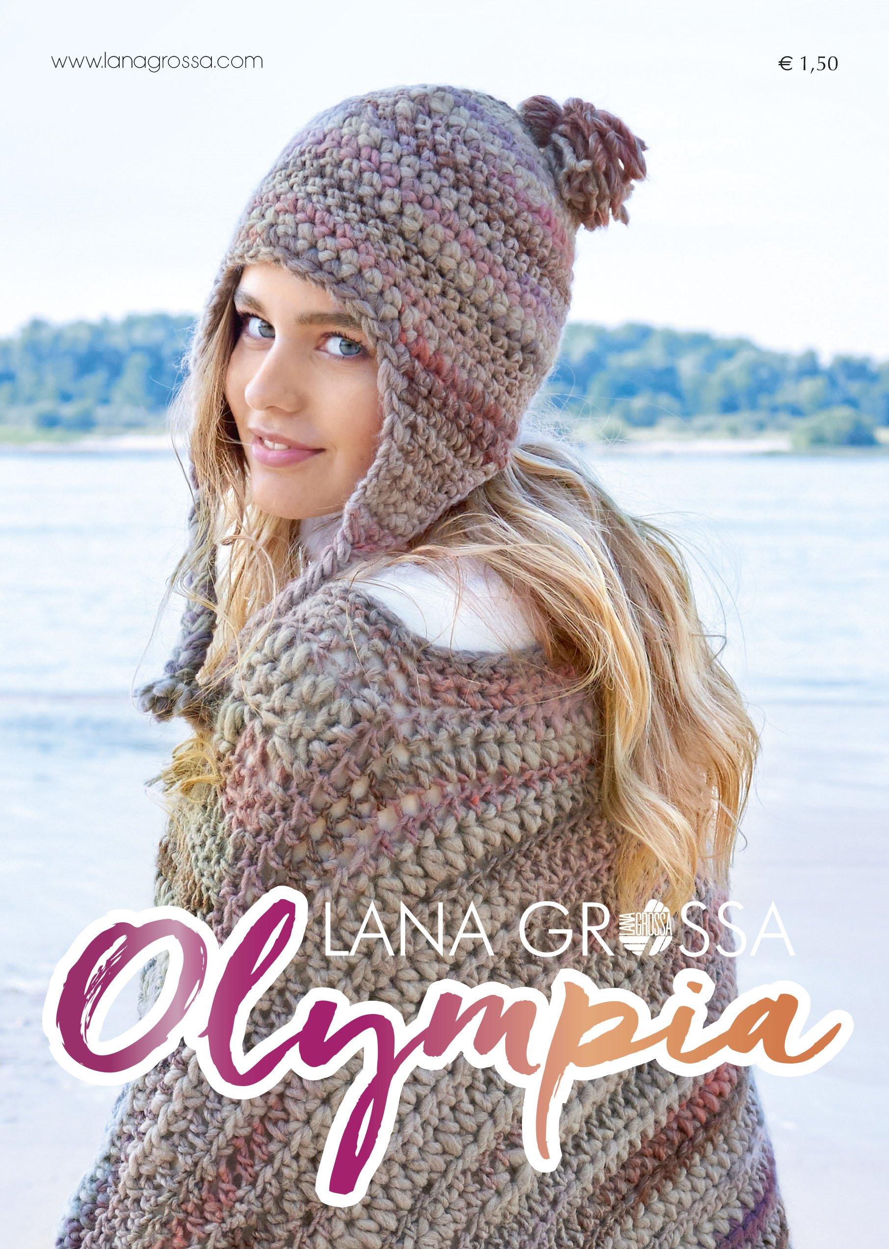 Lana Grossa OLYMPIA Booklet 2016 (FR)