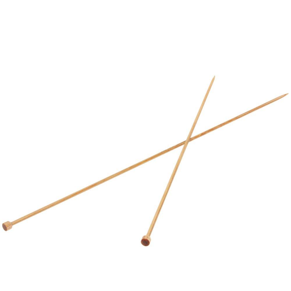 Lana Grossa Aghi da maglia design-legno Natur mis. 3,5