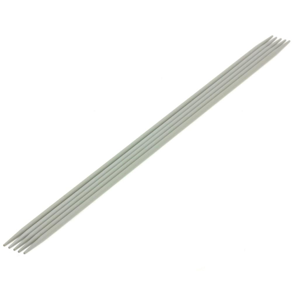 Lana Grossa Aghi da calza alluminio mis.  2,0/15cm