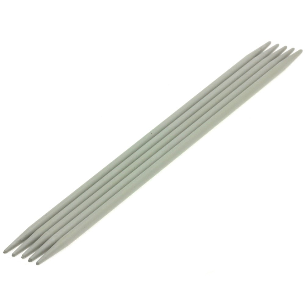 Lana Grossa Aghi da calza alluminio mis.  3,5/15cm