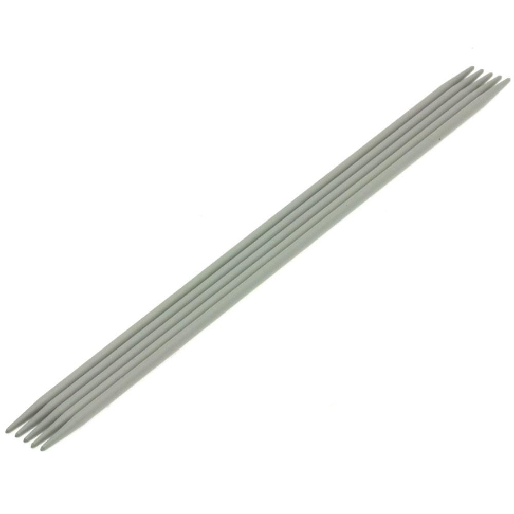 Lana Grossa Aghi da calza alluminio mis.  3,5/20cm