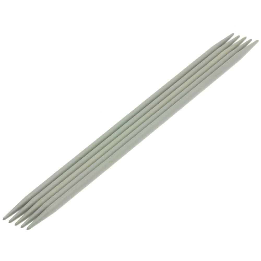 Lana Grossa Aghi da calza alluminio mis.  4,5/20cm