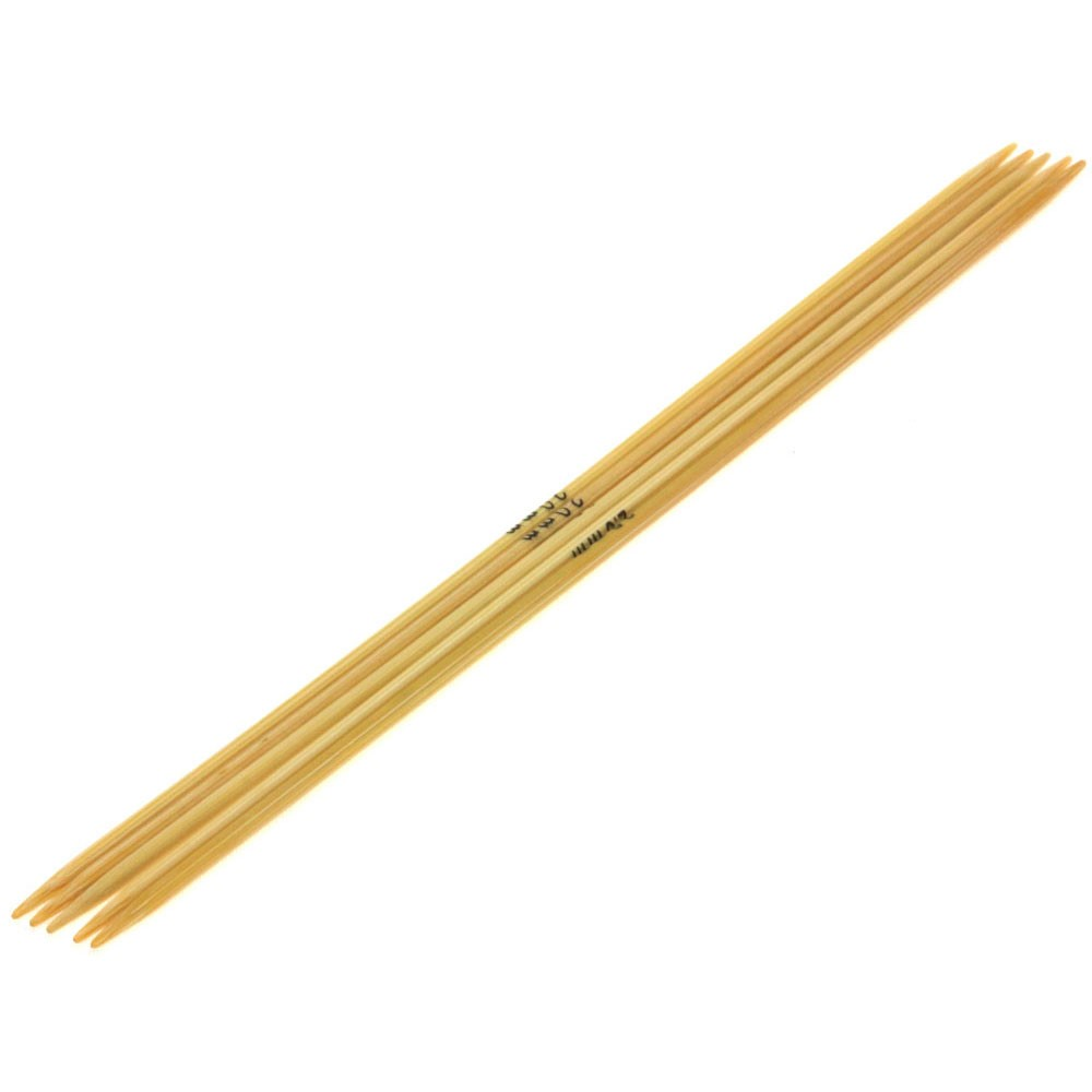 Lana Grossa Aghi da calza bambù mis.  2,0/15cm